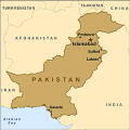 map-pakistan