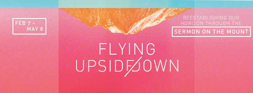 Flying-upside-down